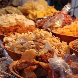 Frutta e Ortaggi Essicati