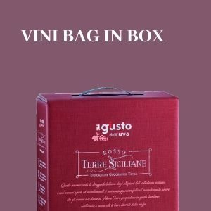Vini Bag in Box