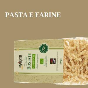 Pasta e Farine
