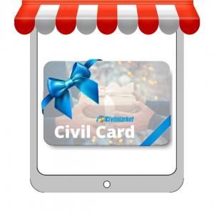 GIFT CARD CIVILMARKET